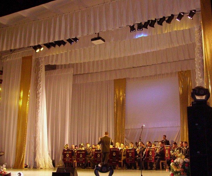 gala de francophonie 2010 à Minsk
