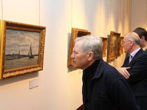 impressionnistes français à Minsk