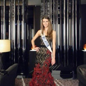 Anastasiya Pogranichnaya à Miss International 2012