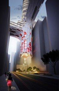 projet architecture par Urbanplunger
